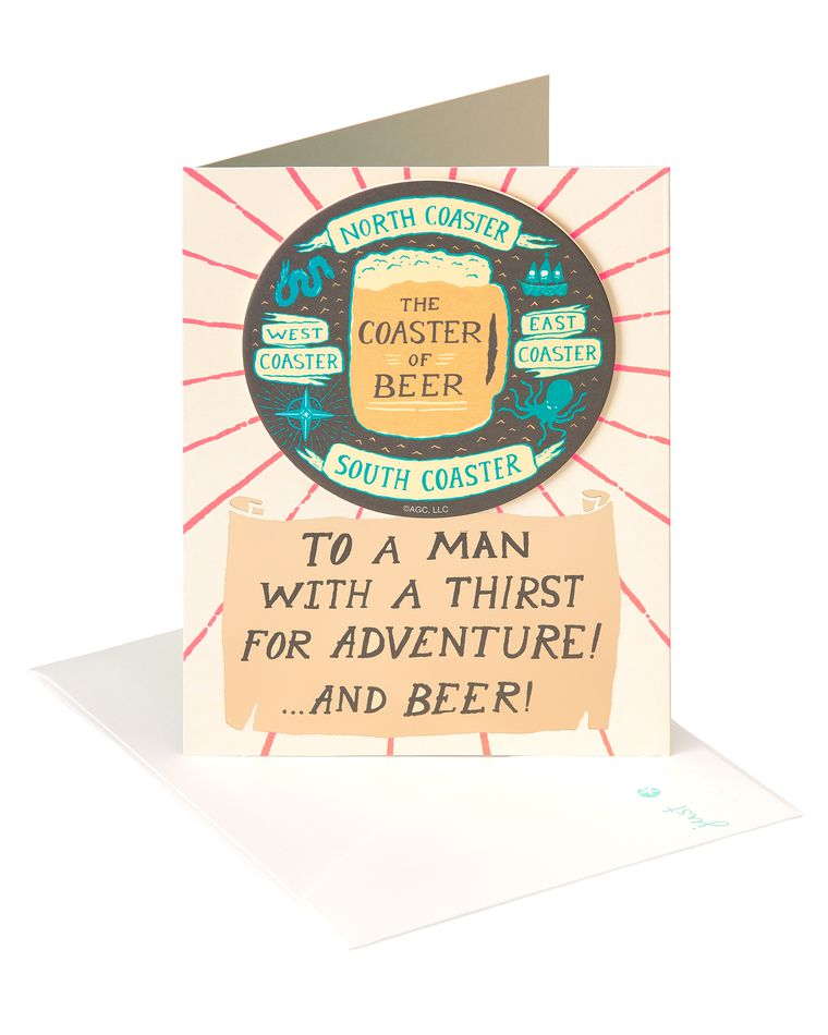Adventure Father's Day Card