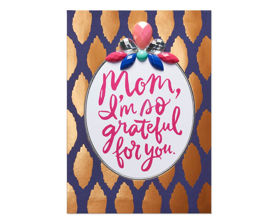 So Grateful Mother's Day Card
