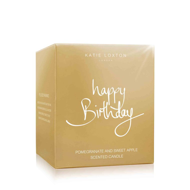 Katie Loxton Happy Birthday Candle