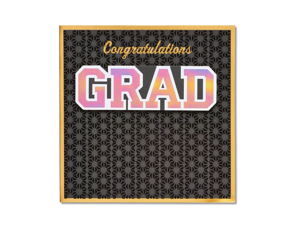 Congratulations grad graduation card american greetings congratulations grad graduation card m4hsunfo