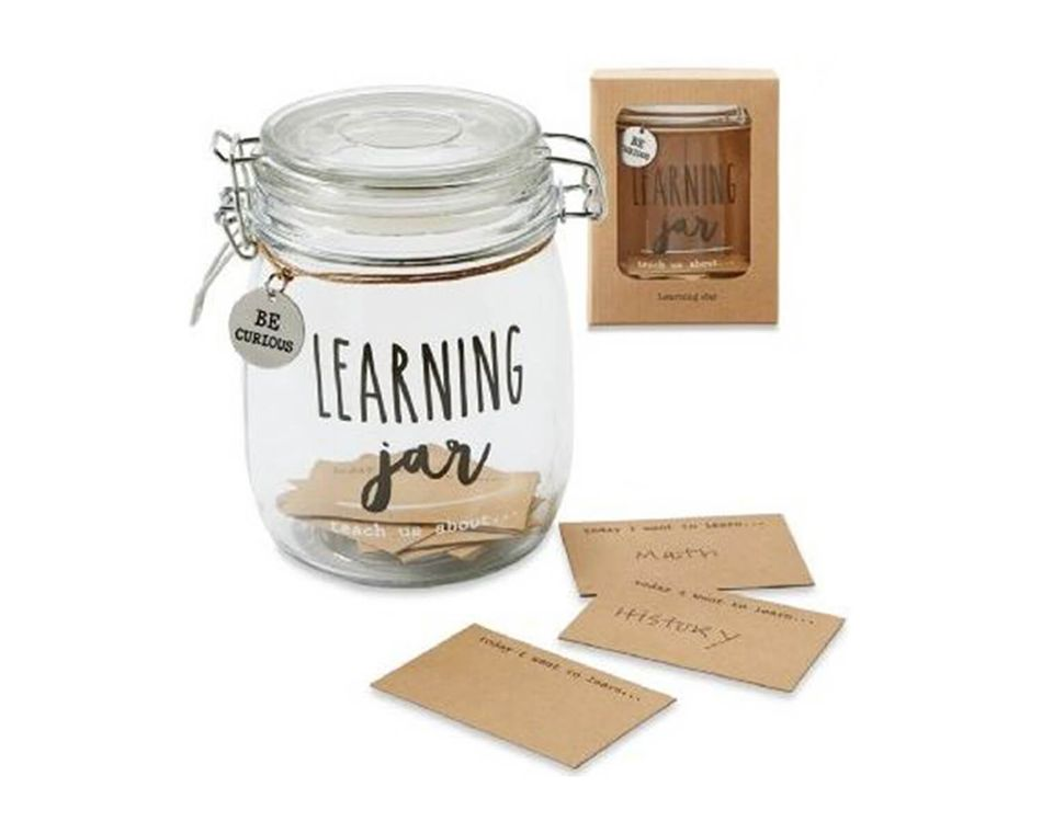 Mud Pie Teacher Learning Jar Set