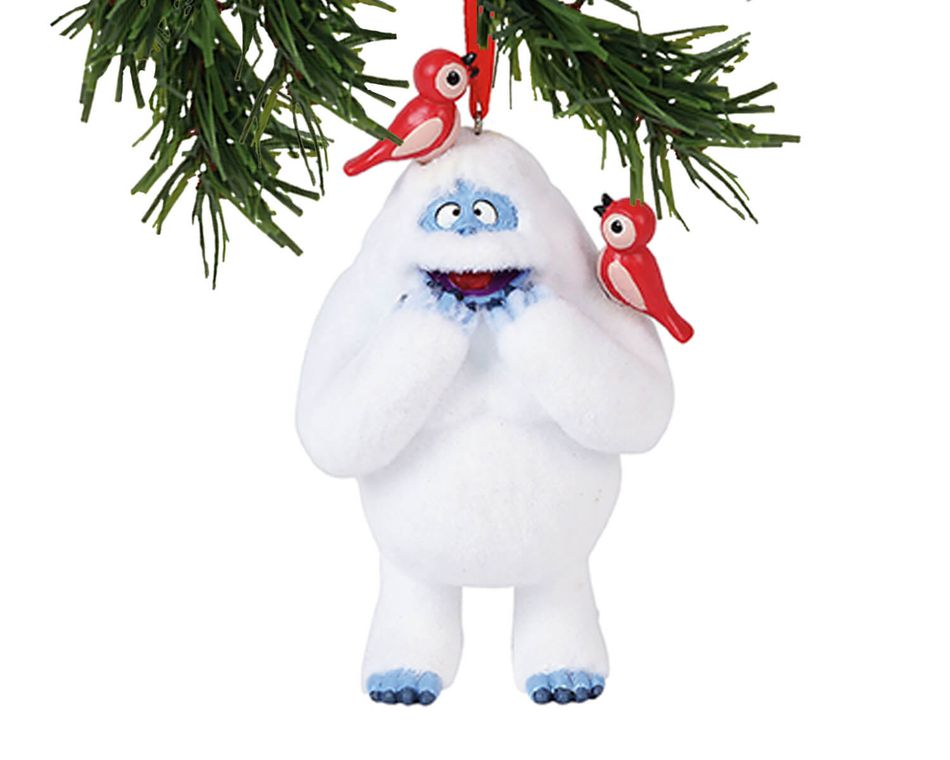 Jim Shore Bumble the Abominable Snowman Ornament