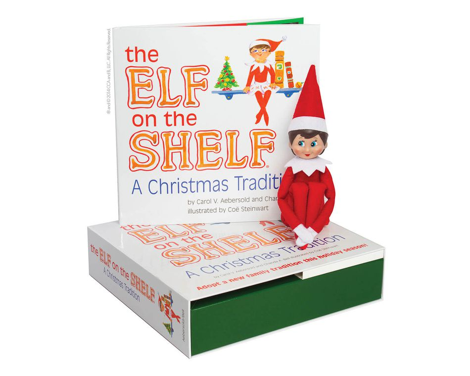 The Elf on the Shelf®, Girl Light