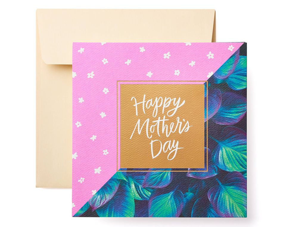 Smiles Laughter Love Mother's Day Card