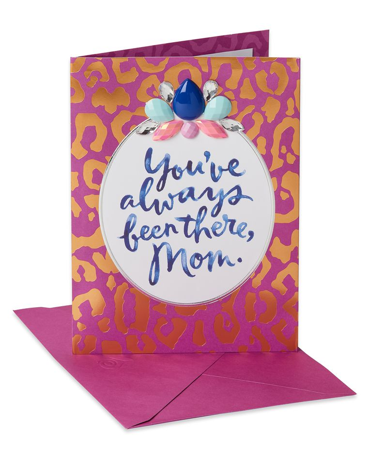 Best Feeling Mother's Day Card