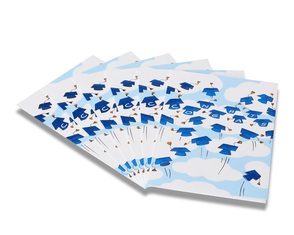 Great Future Graduation Card, 6-Count