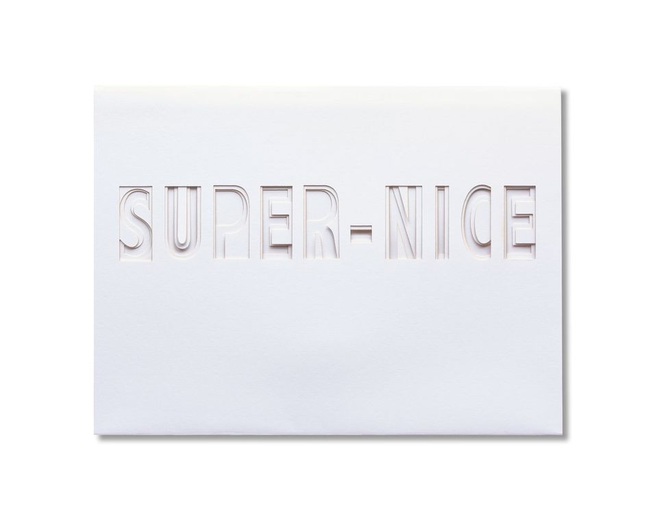 Super-Nice Thank You Card