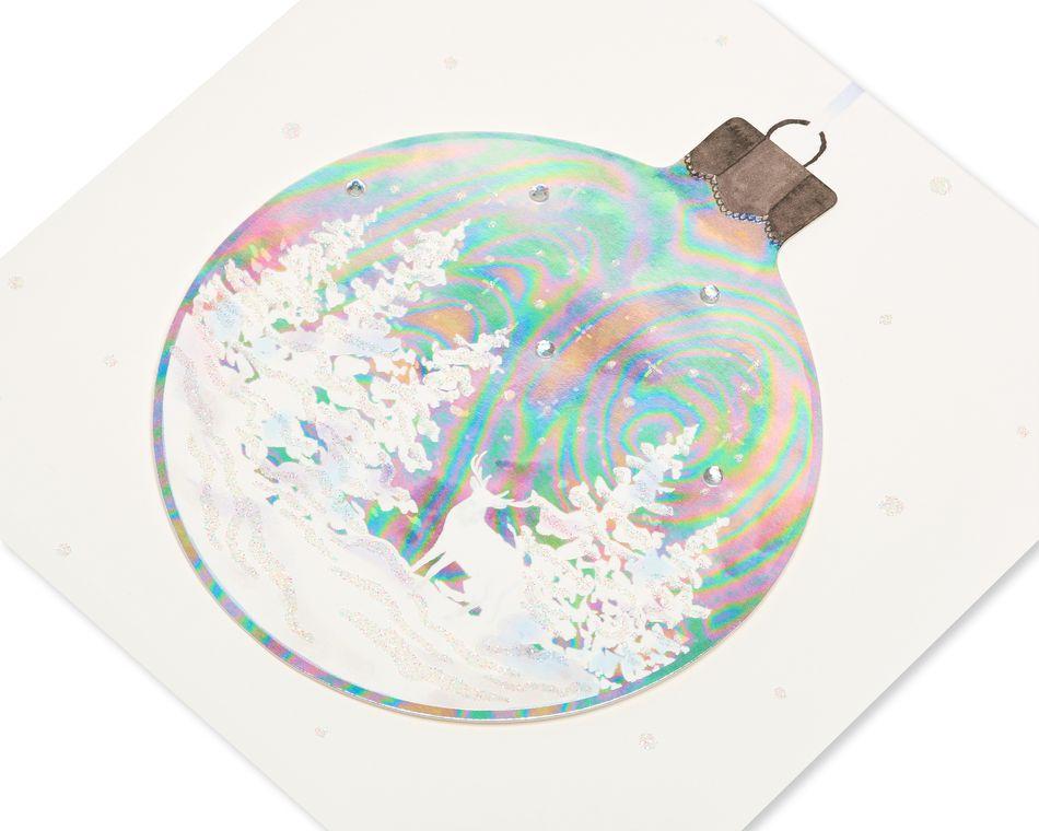 Ornament Christmas Greeting Card