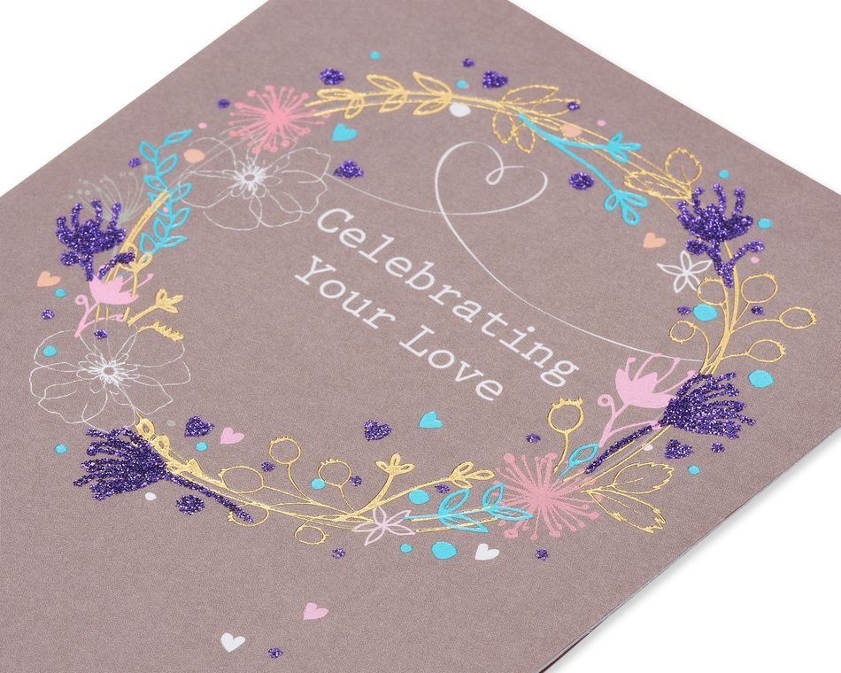 Celebrating Anniversary Card for Couple