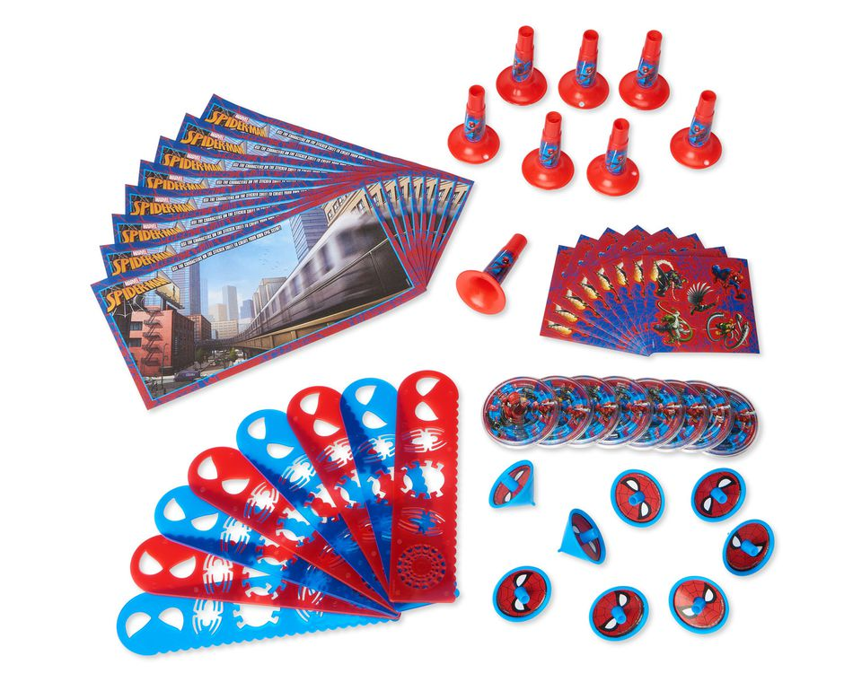 Spider-Man 2 Party Favor Pack