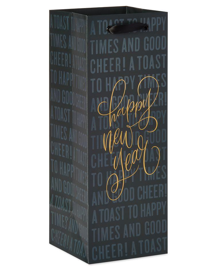 New Year Beverage Bag