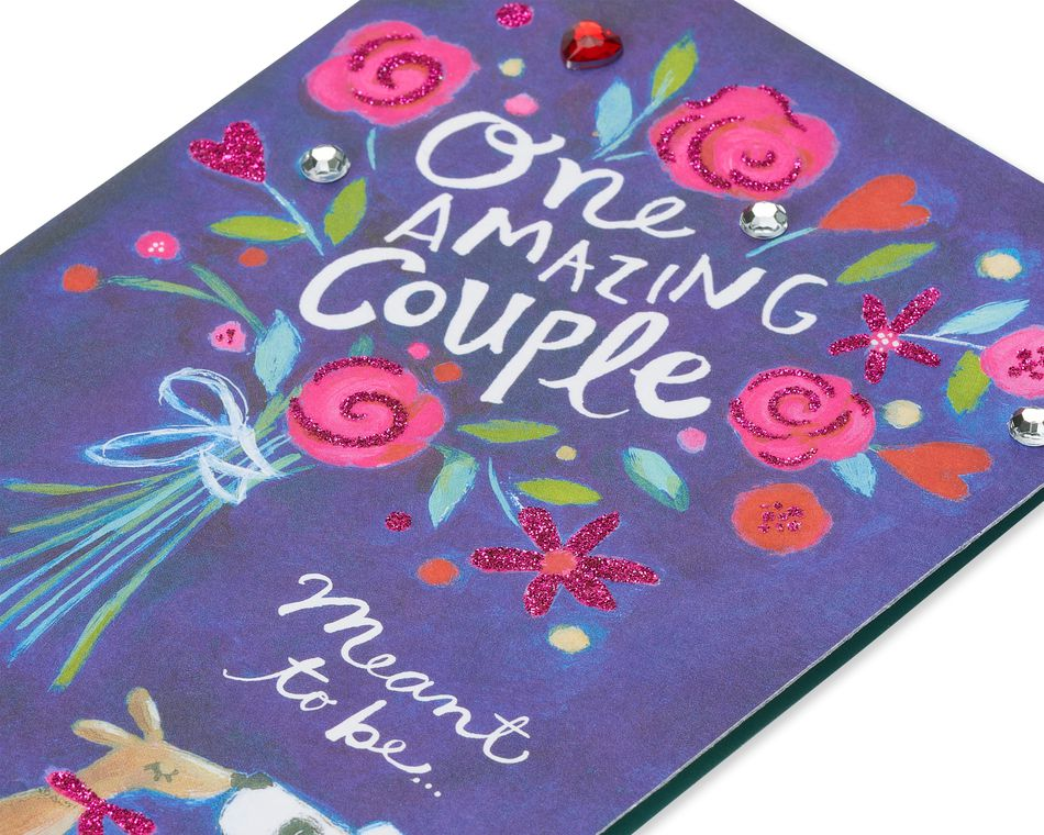 Amazing Anniversary Card for Couple