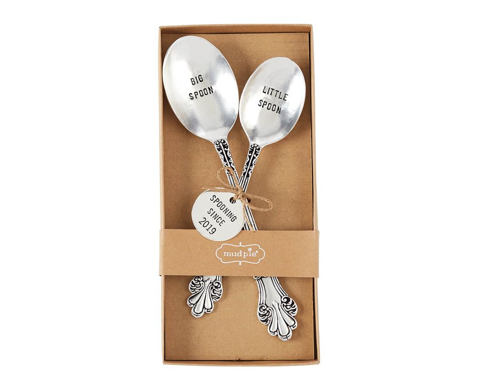Mud Pie 2019 Wedding Spoon Set