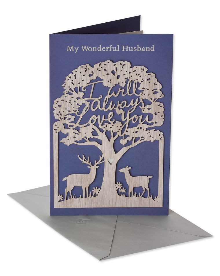 Always Anniversary Card for Husband
