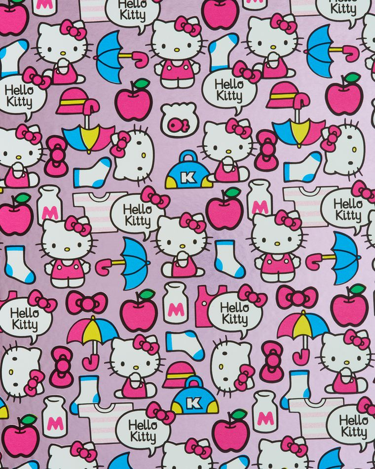 Hello Kitty Wrapping Paper, 15 sq. ft.