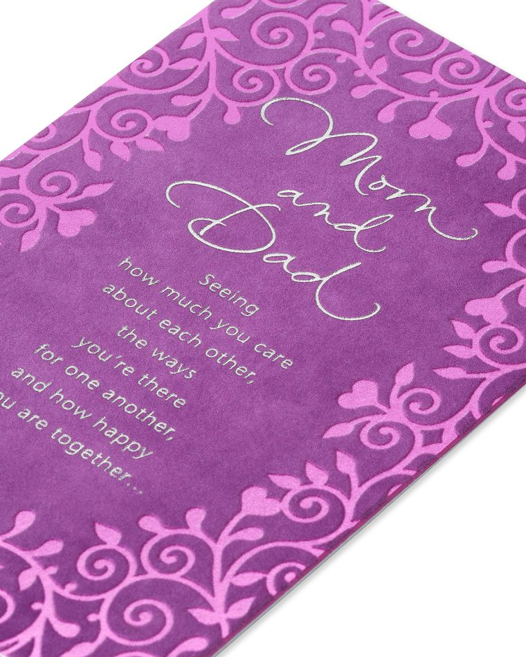 Inspiration Anniversary Card For Parents | American Greetings