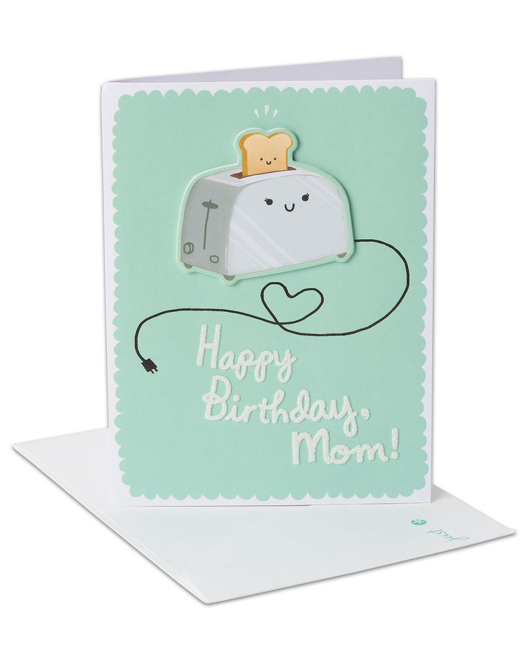 toast birthday card for mom  american greetings
