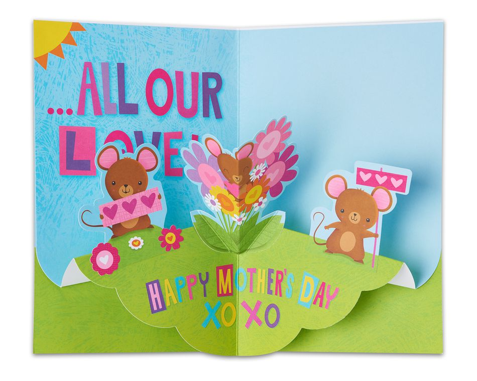 mommy mother's day card from kids