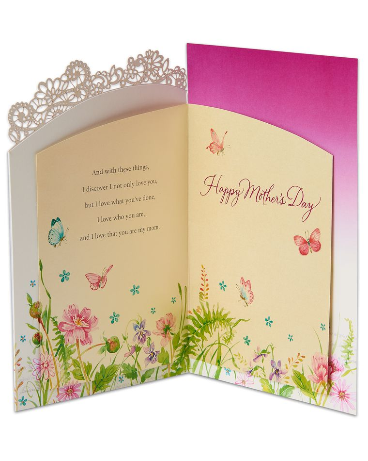 grateful mother's day card