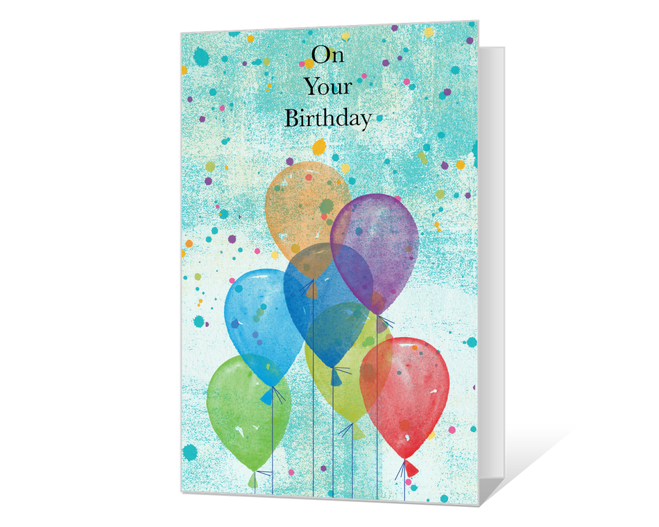 Enjoy Your Birthday