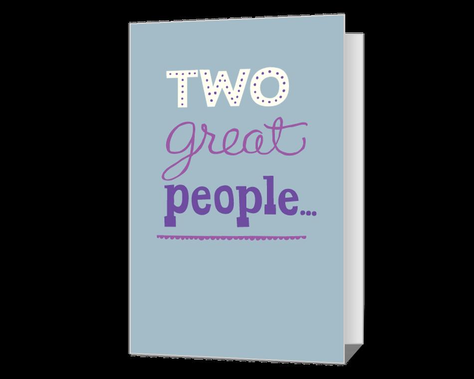 Incredible Couple Printable