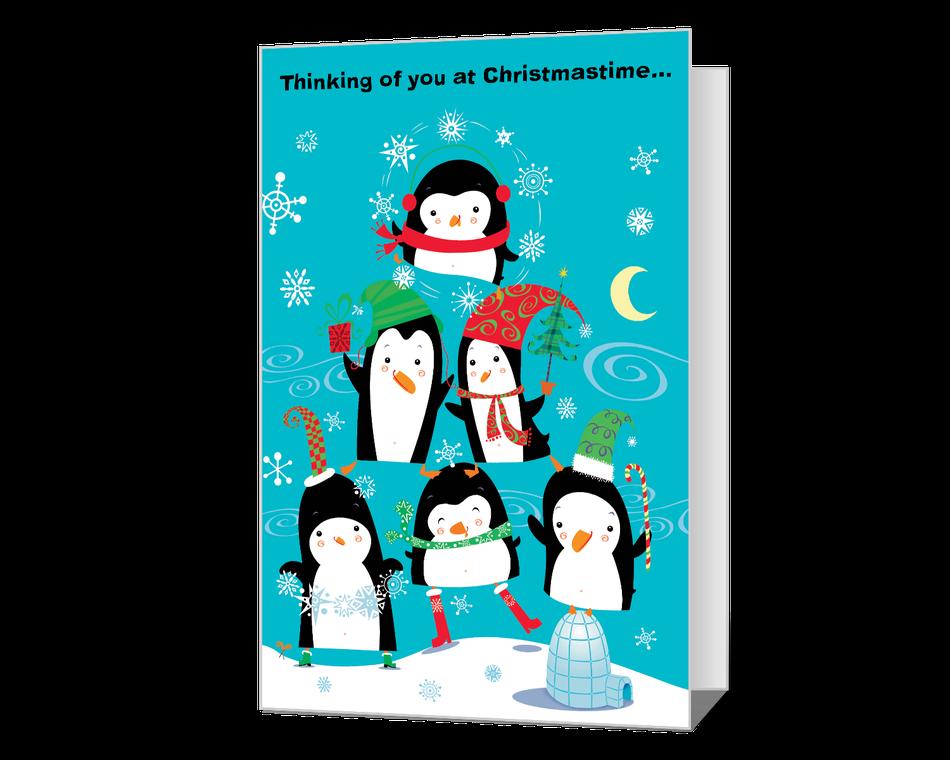 Christmastime Wish Printable