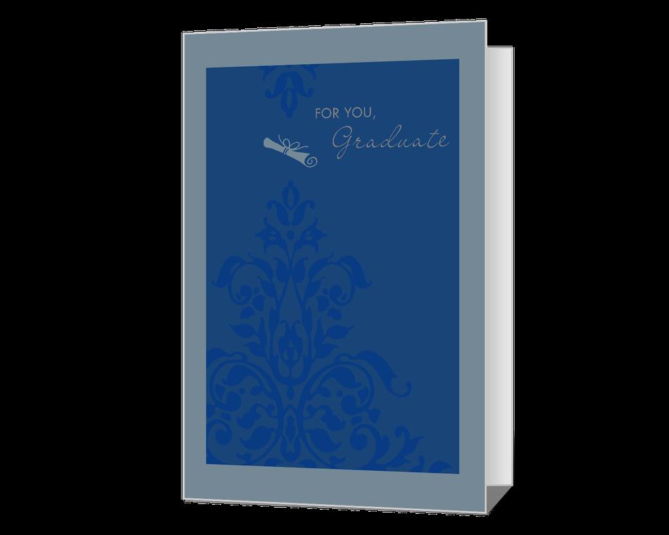 Best Wishes, Grad Printable