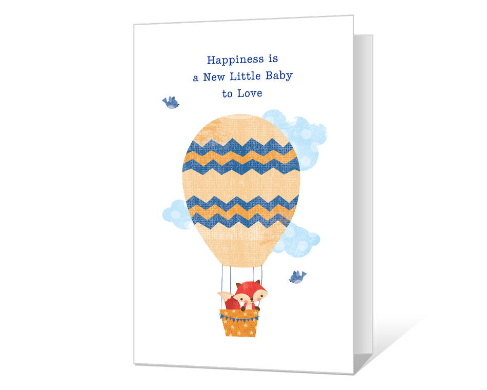 Baby to Love Printable