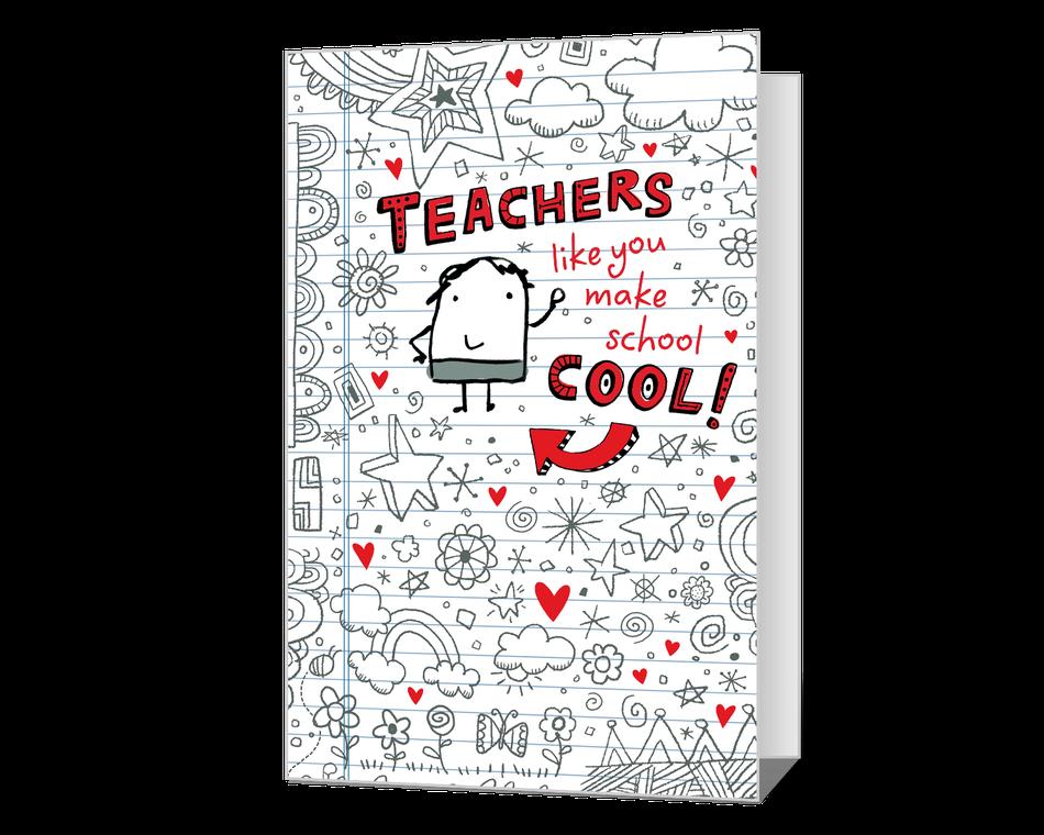 Cool Teacher Printable
