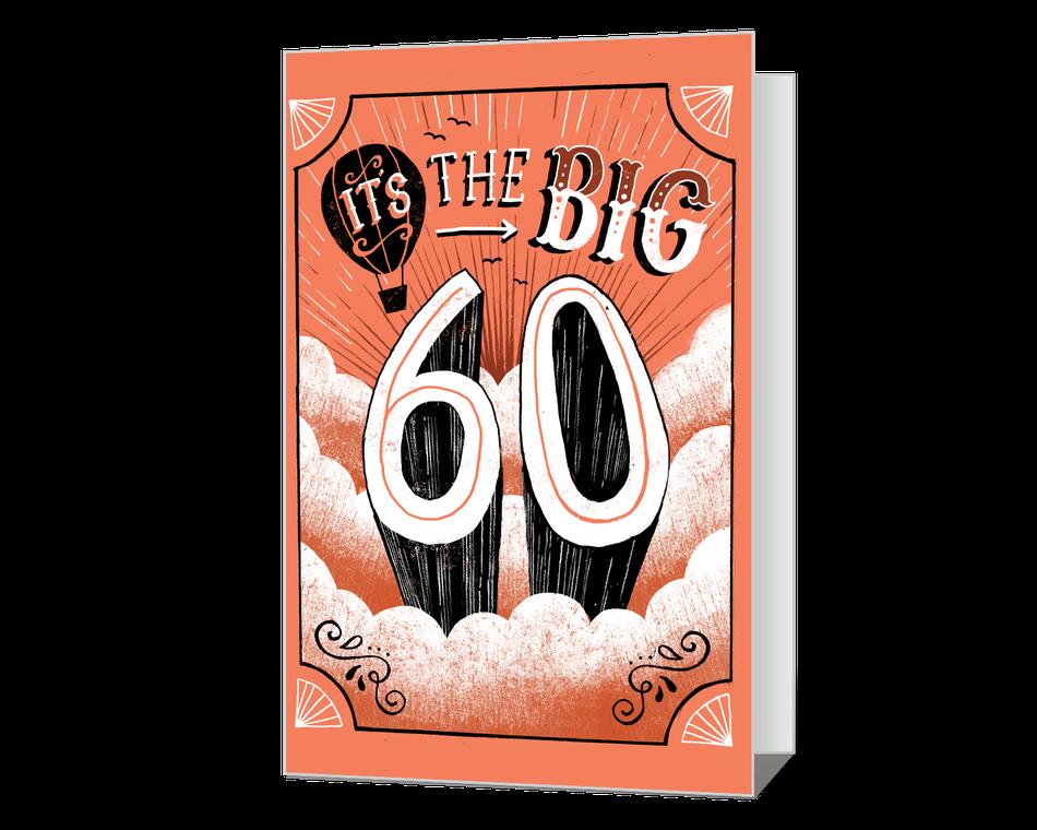 60th Birthday Printable