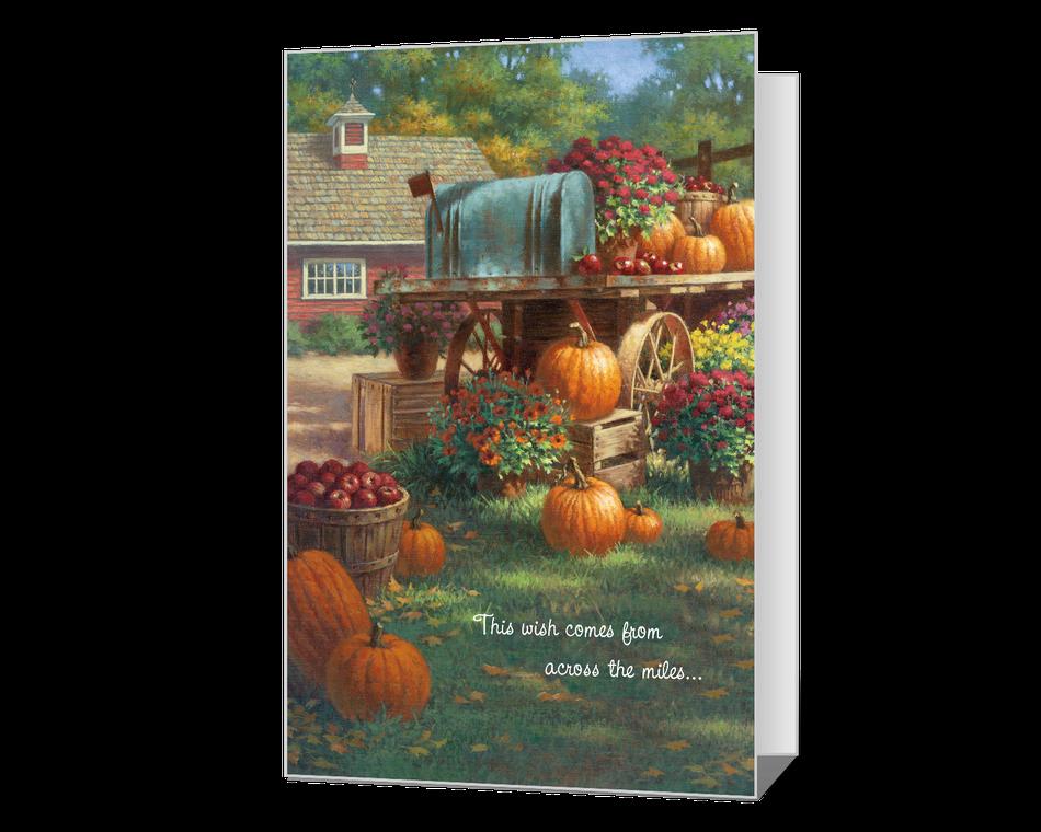 A Wonderful Thanksgiving Printable