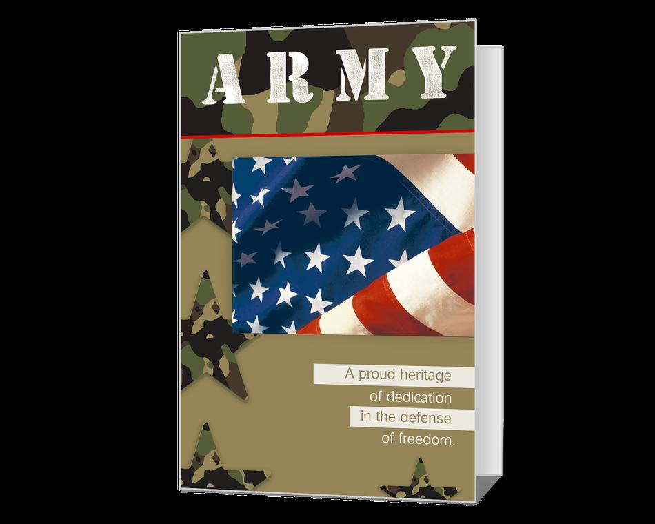 Army Veterans Day Printable