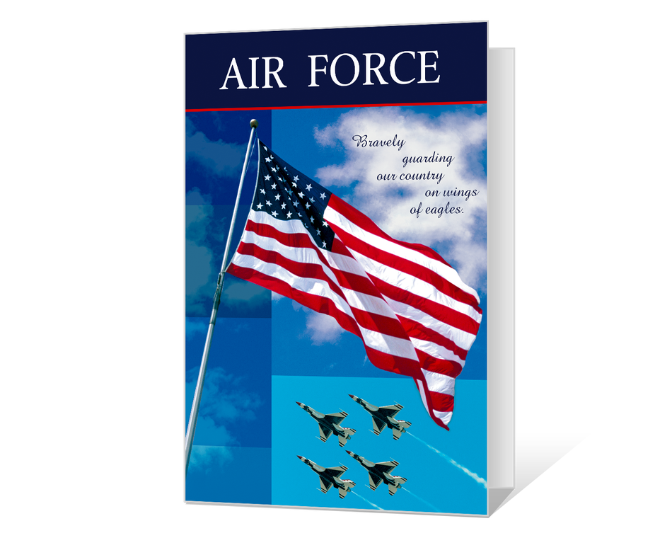 Air Force Veterans Day Printable