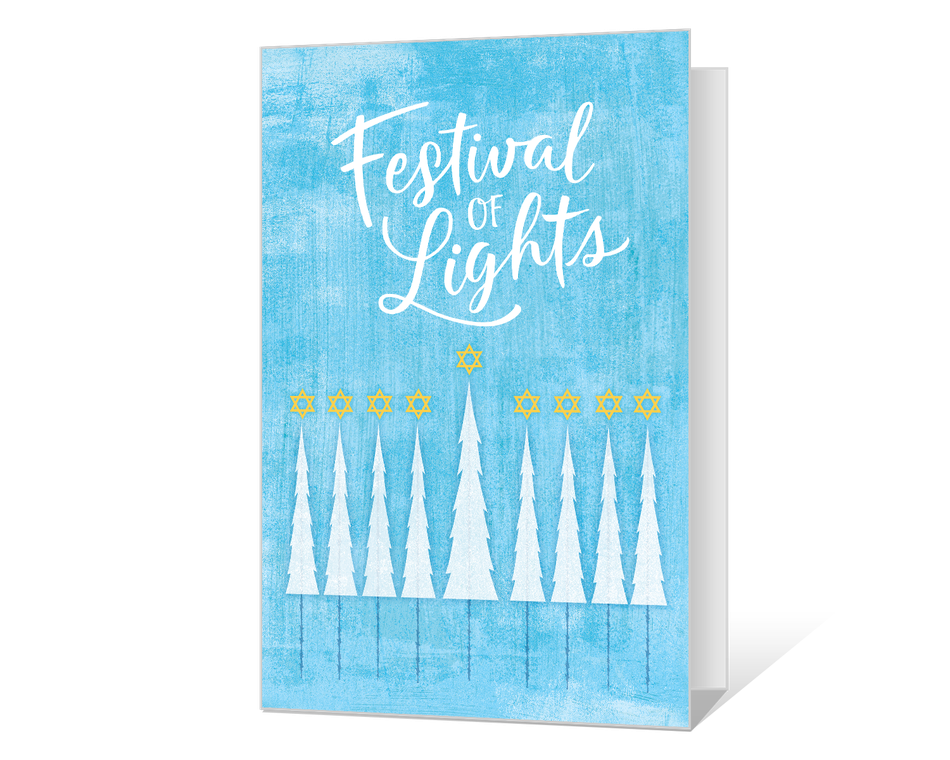 Festival of Lights Printable