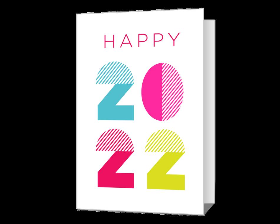 Happy 2019 Printable