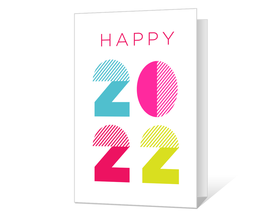Happy 2021 Printable