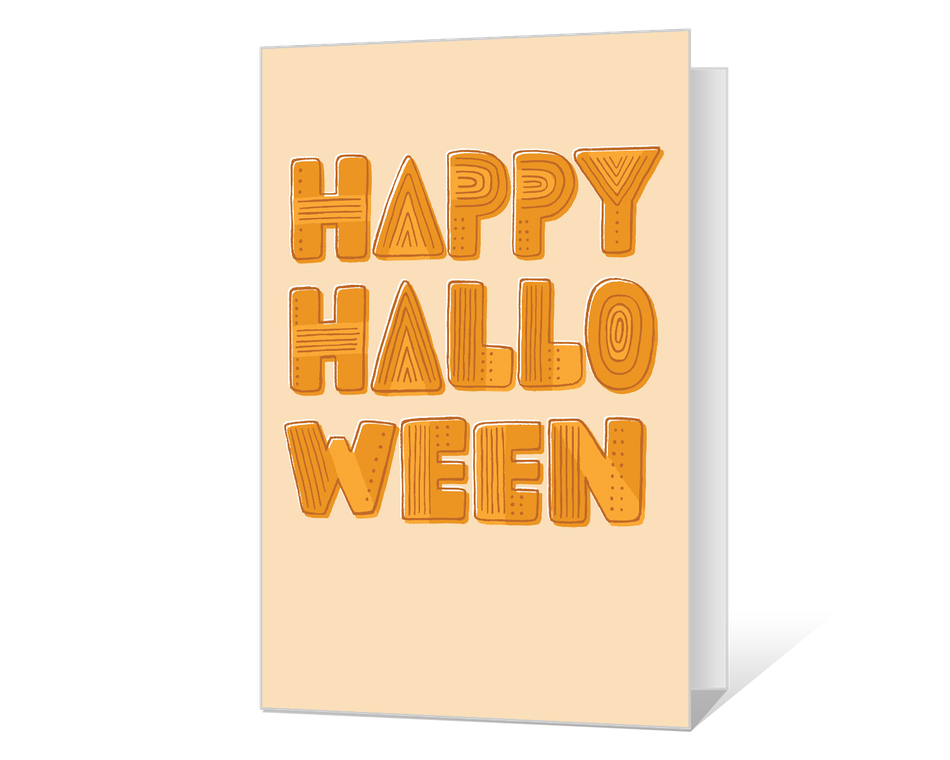 Hauntingly Happy Printable