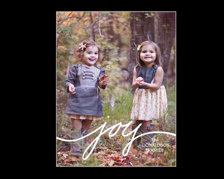 Sending Joy Printable (Add-a-Photo)