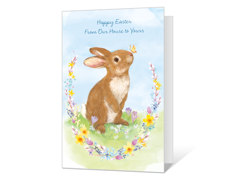From Our House to Yours Printable