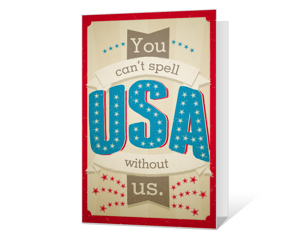 You, Me and Liberty Printable (Add-a-Photo)