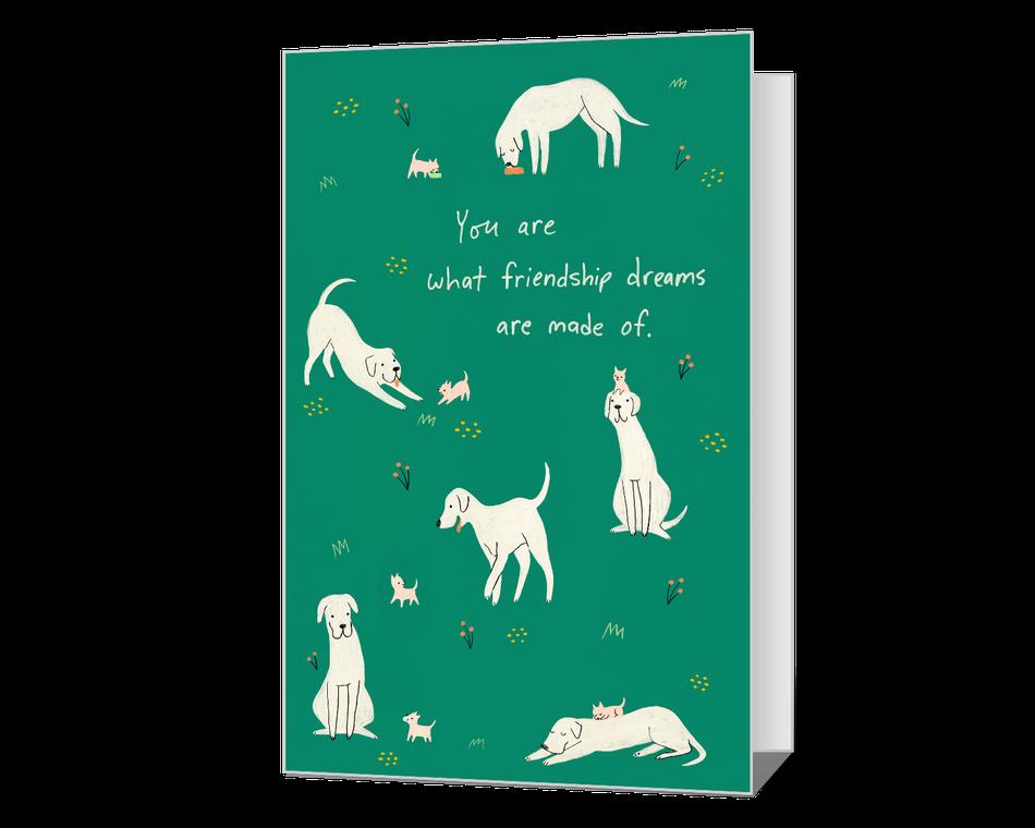 Friendship Dreams Birthday Printable