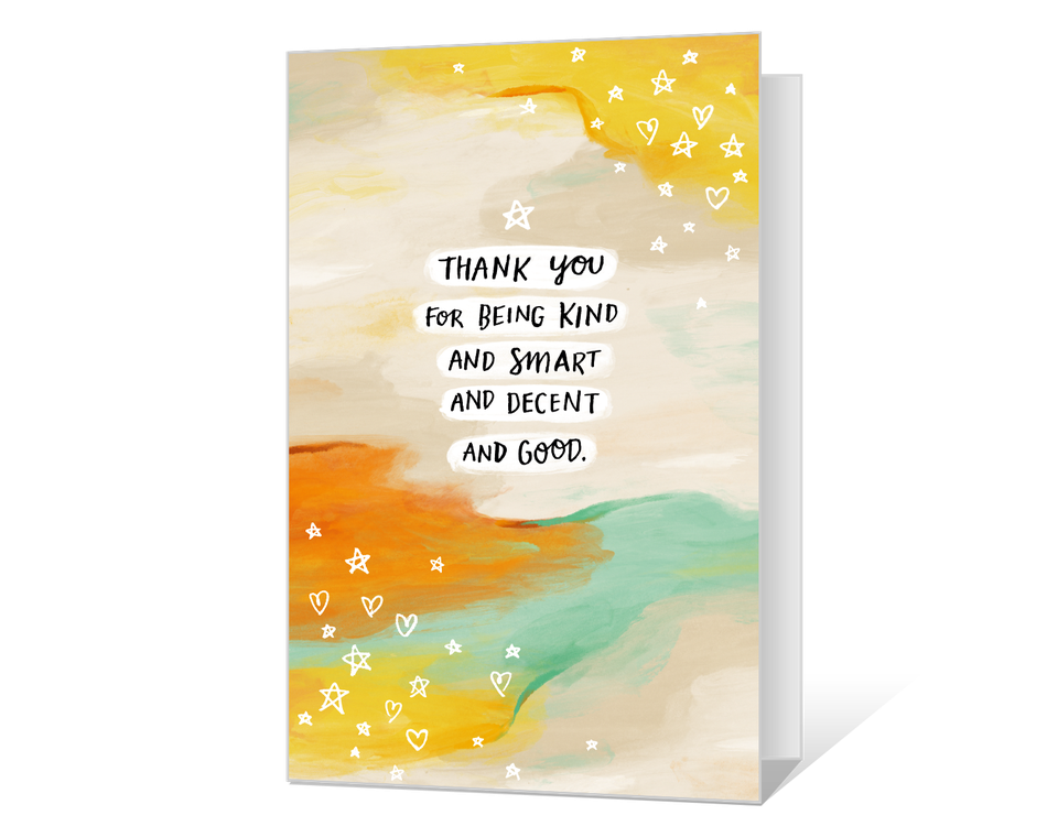 Lucky to Have You Birthday Printable