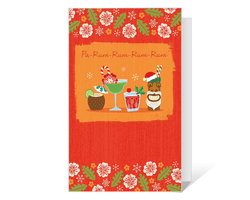 A Toast to the Holidays! Printable