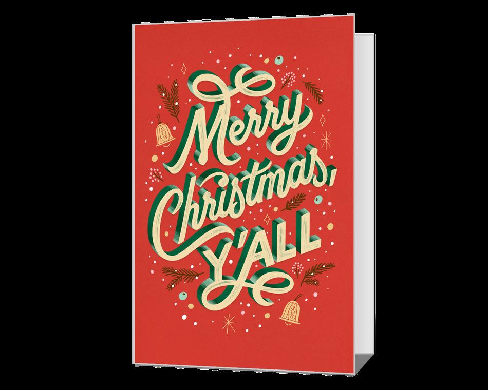 Dolly Christmas, Y'All! Printable