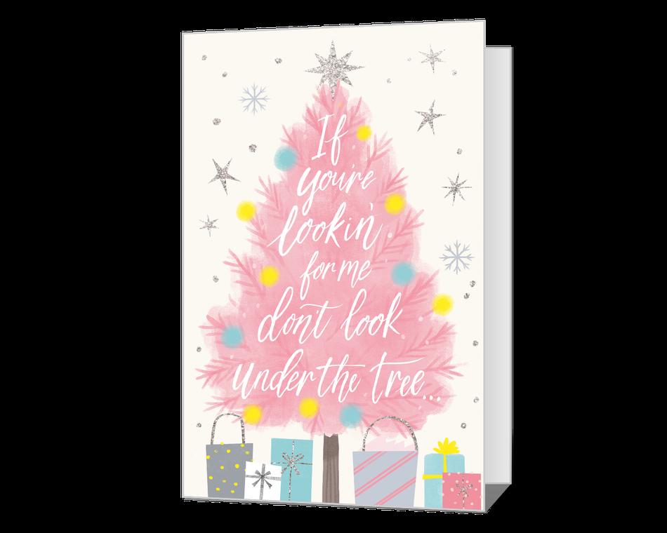 Dolly Mistletoe Christmas Printable