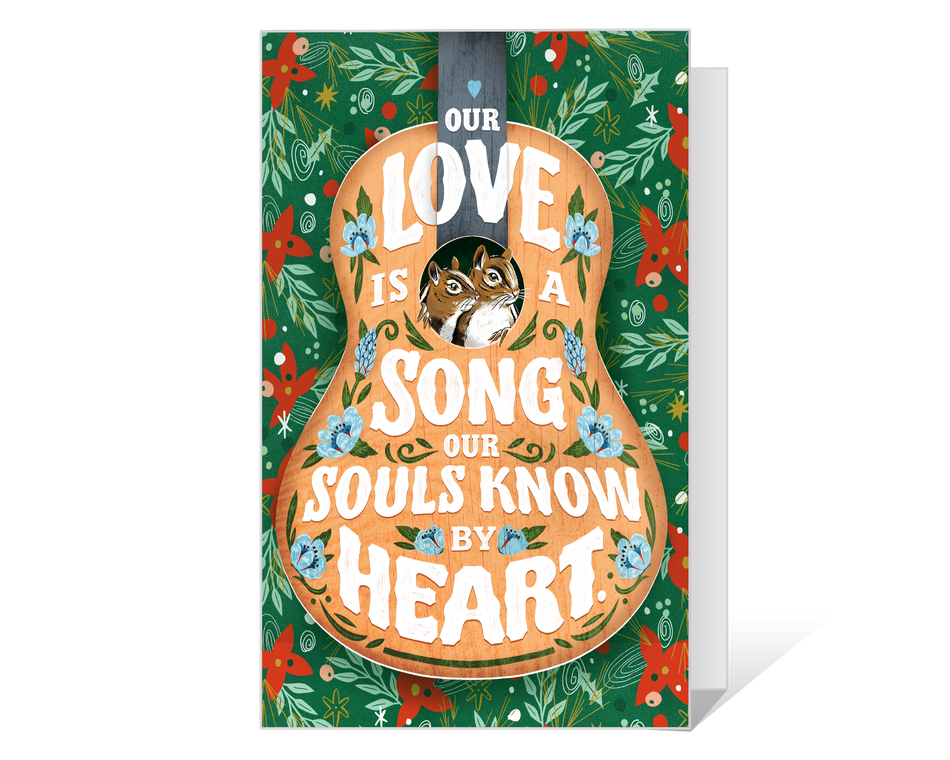Dolly Our Love Christmas Printable