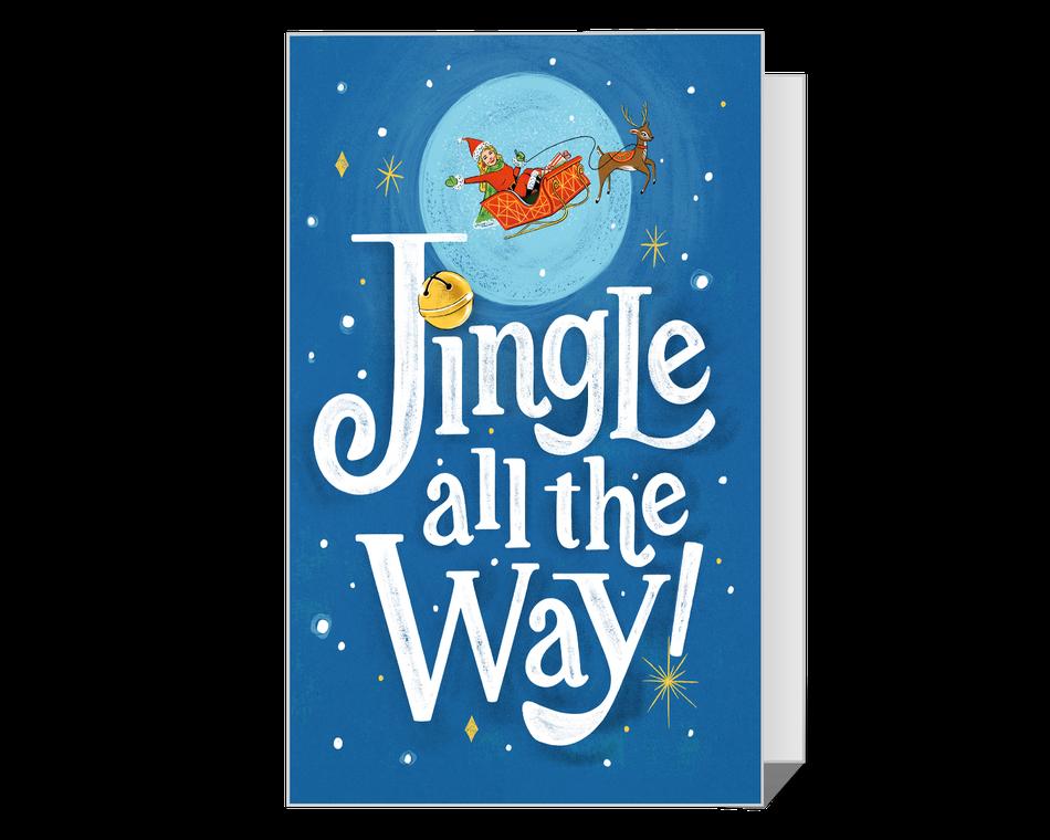 Dolly Jingle All the Way Christmas Printable
