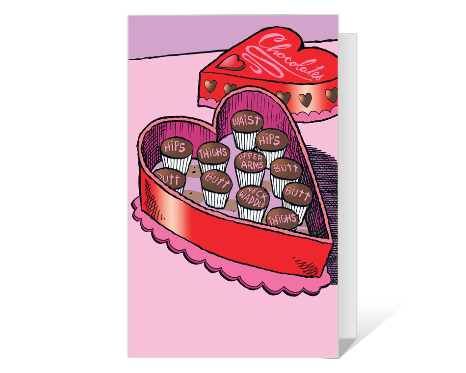 Cut To The Chase Valentine's Day Printable