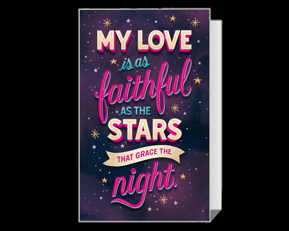 Dolly Faithful as the Stars Printable