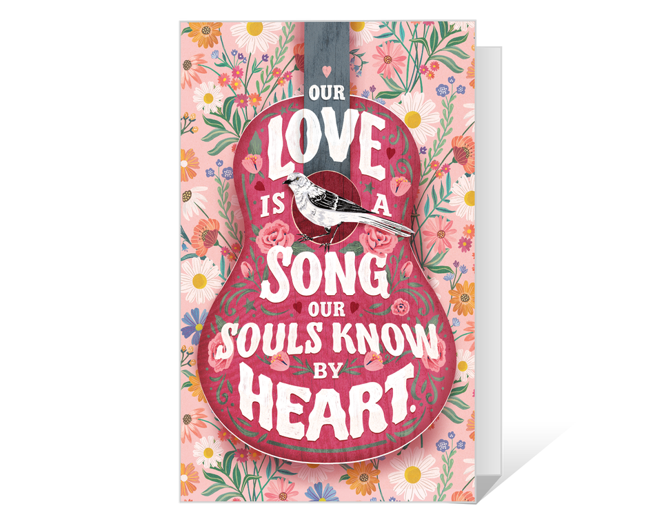 Dolly Our Love is a Song Printable